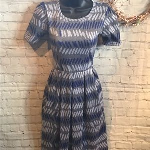 LuLaRoe skater dress size M